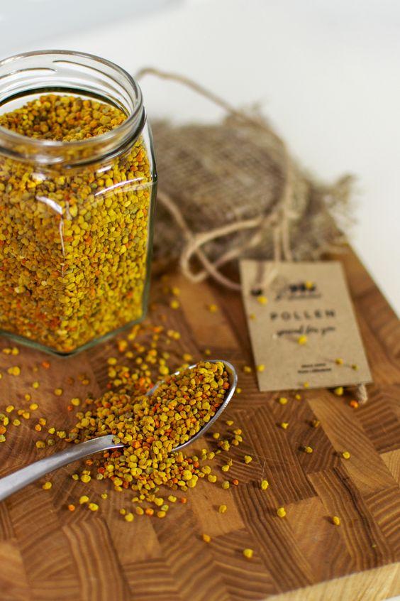 🍯 Купить Пчелиную Пыльцу 100% натуральную - от 20 грн за 100г   Kupit-Med